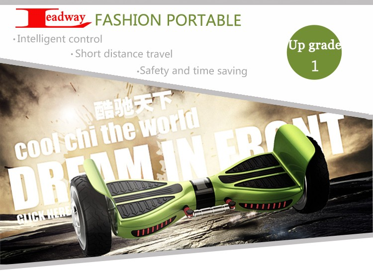 Leadway Scooter Hoverboard, child scooter, electric motorcycle ( L2-a03)