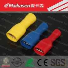 copper tape cable lugs types female wire connector