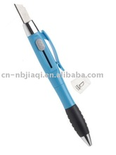 ball pen with cutter