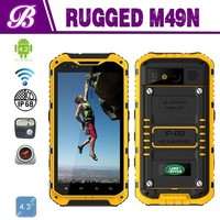 Sample Land rover A9 rugged phone with NFC