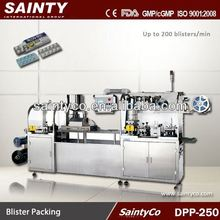 DPP-250F Automatic Tablet/Capsule Blister Packing Machine