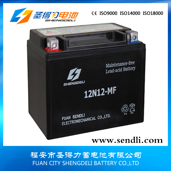 12v 12ah cheap motorcycle battery snowmobile battery sealed battery
