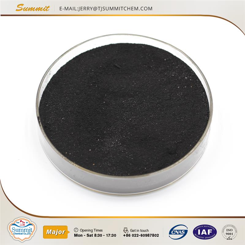 Hot sell High quality High purity TOP grade Black Powder Mining Drilling Exploration Chemical Kalium Sulphonated