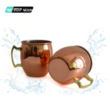 High Quality Manufacturer Stainless Steel Moscow Mule Wholesale Personalized Moscow Mule Copper Mugs