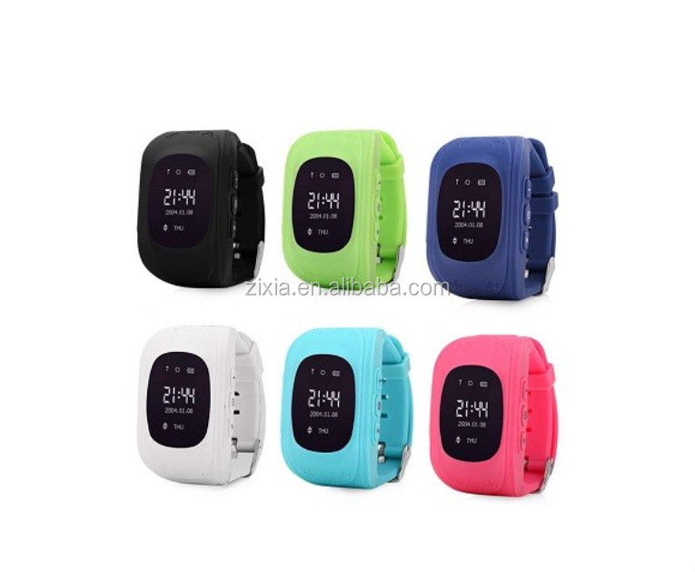 New Bulk Wholesale GPS Tracker Q50 Kids GPS Smart Watch For Children Wrist Watch GPS Tracking Kids