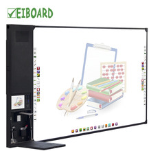 Smart Class Interactive Whiteboard Teaching Solution with IWB+Center control system+ Projector