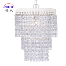 Wenzhou Quality NS-120080 Ph5 Rattan Acrylic Pendant Lamp