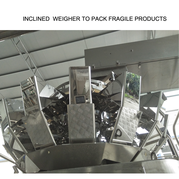 High quality and high efficiency fish packaging machine