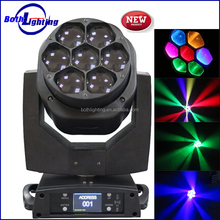 Fashion new arrival hotsale 7x15W RGBW bee eye led stage mini small moving head lighting effect dj lights