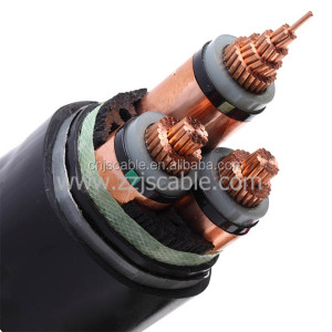 3 Core PVC Insulated Aluminum Electric Power Cable