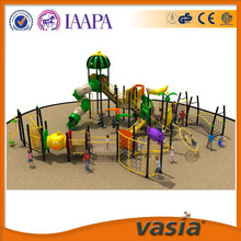 Kids theme park outdoor playground equipment items