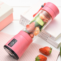 Portable Juicer Bottles Shake N Take
