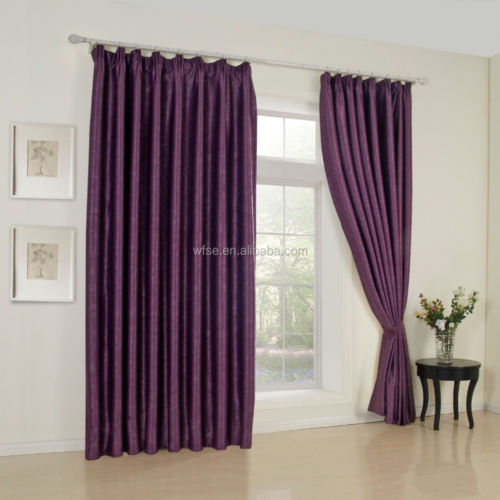 Polyester Thick Satin Fabric/satin Ceiling Drapery Fabric