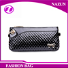 2016 Cheap elegant card coin leather ladies wallet in shop