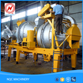 China factory directly cheap mini mobile hot asphalt mixing plant