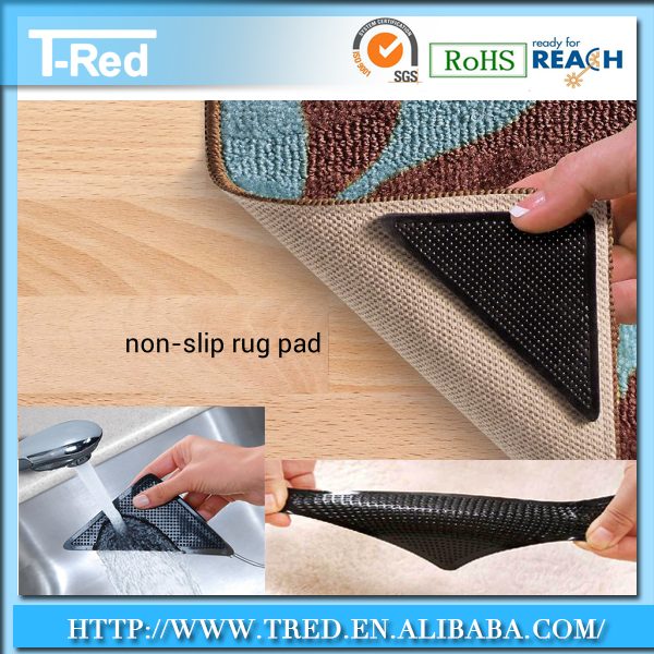 Enviromental Reusable Non Slip Rug Pad for Carpet Furniture Accessories