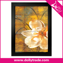 wall hanging canvas flower group paintings