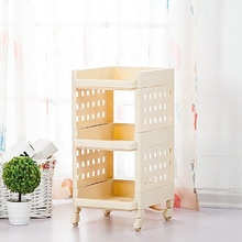 Plastic Storage Rack Bathroom Storage <strong>Shelf</strong> Storage for Kitchen