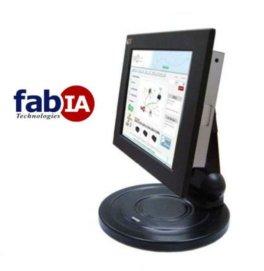 "15"" Fanless Touch Screen Industrial Panel PC (FP8151T)"