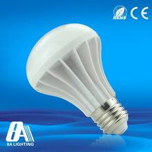 Wholesale E27 B22 12 volt 5w led bulb cool white input AC85-265V