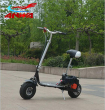Hot Uberscoot 2 wheel 49cc 4 stroke mini gas scooter with CE/EPA certificate