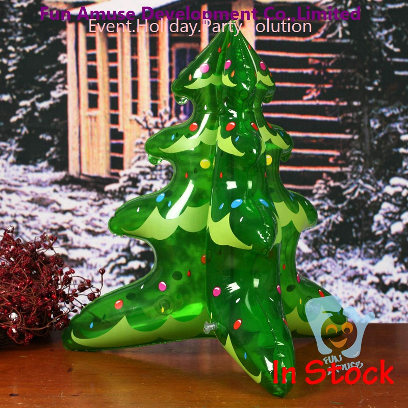 IN STOCK inflatable christmas tree decoration