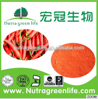 Supply High Quality Capsicum Extract Capsaicin
