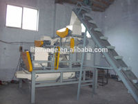 Complete nut cracker processing line with the best quality