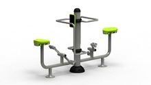 Outdoor double leg exercise equipment for backyard YL-JS130