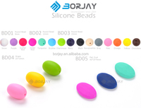 Top Quality Popular Color Combination Beads For Food Grade Silicone
