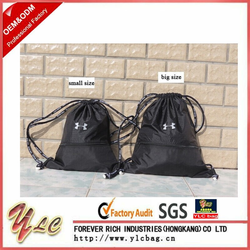 Women Man Unisex Waterproof Sports Swim Gym Travel Shoes Outdoor Basketball Football Drawstring String Backpack Bag
