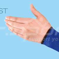 Dr Sport Regular Elastic Wrist Support
