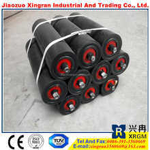 idler roller conveyor high quality ore rubber conveyor roller machinery making paint roller