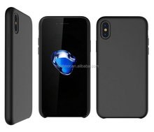 Wholesale Original Silicone Skin Case Cover for iPhone X