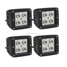 Led Spot Pods Fog Driving Lights offroad Light Bar IP67 Waterproof For Truck Jeep ATV SUV 4WD 2WD Boat