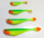 "FLM-P3.5""-XINHE New colors shad fishing bait, Fishing lures"