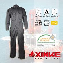 functional professional cotton safety oil field coverall