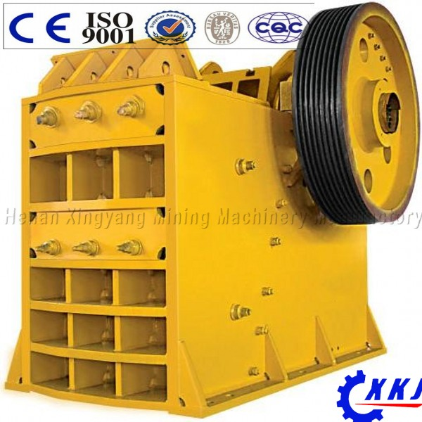 High efficiency primary stone mini small jaw crusher for sale