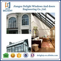 Modern design cheap lowes sunrooms from china factory