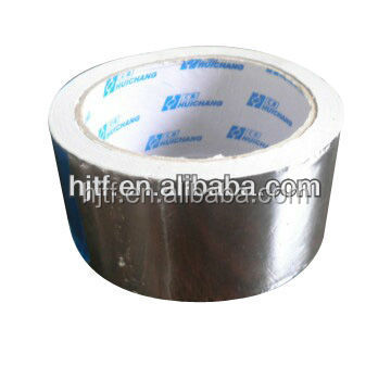 hot sale Aluminium edge banding tape for pre-insulated hvac duct system installation