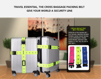 Hotsale Travel Bag, Suitcase, Luggage Strap Belt