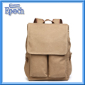 2017 Men's Outdoor Vintage Canvas Bag Military Shoulder Travel Hiking Camping School Bag Backpack Fit for Laptop