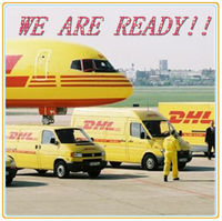 alibaba/taobao dhl courier tracking service from china to Latvia