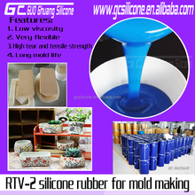 cheap price rtv molding silicone rubber long life time liquid silicone for molds