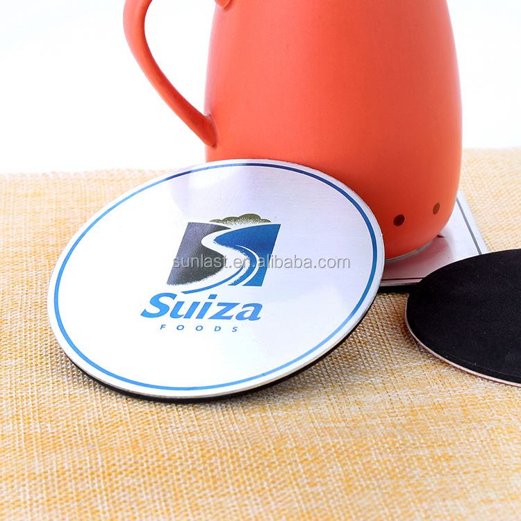 Factory Sale attractive style acrylic drink cup coasters from China