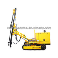 2013 hot sale! crawler trailer mounted water well drilling rigHC728 Kerex China