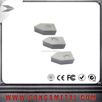 factory supply cemented tungsten carbide welding tips for industry tool parts