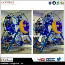 Newest Mini Ferris Wheel / kids rides ferris wheel / Outdoor playground new games for kids carnival rides colorful small ferris