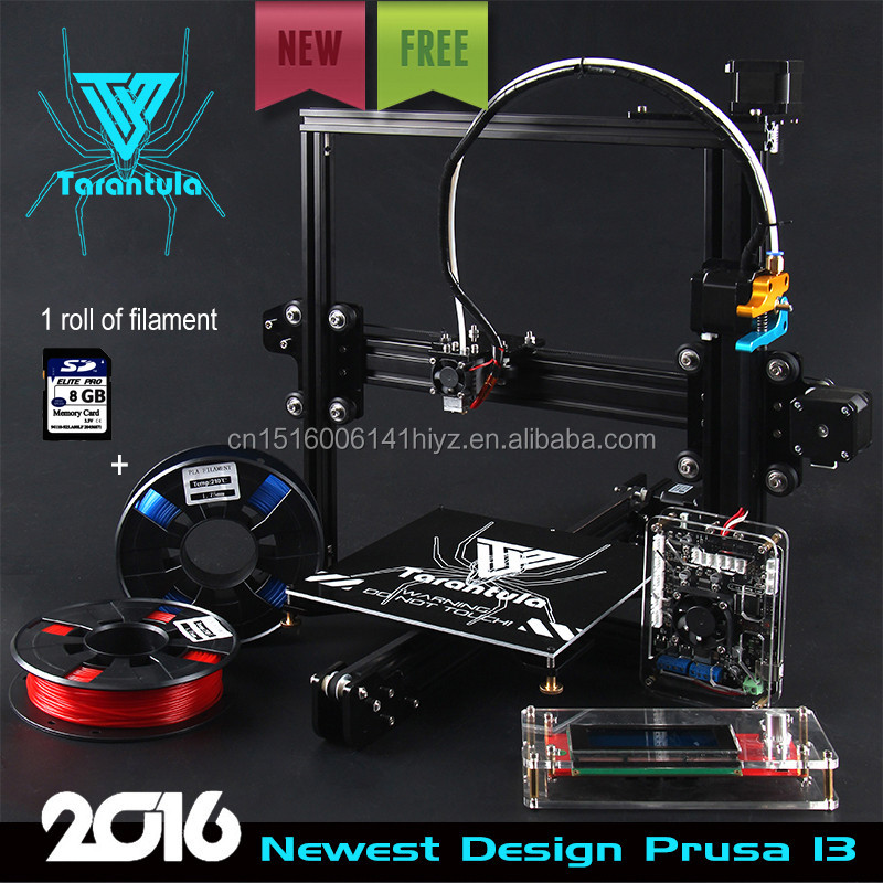 2016 Newest Factory supply 3d printer multicolor,3d printer dropshipping,3d printer china!!!