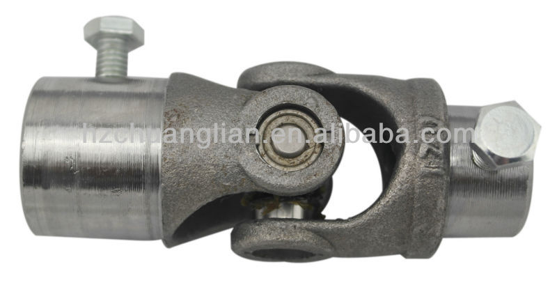 precision coupler universal joints